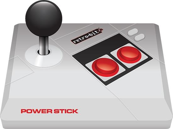 Retro Bit Power Stick Coming Soon!
