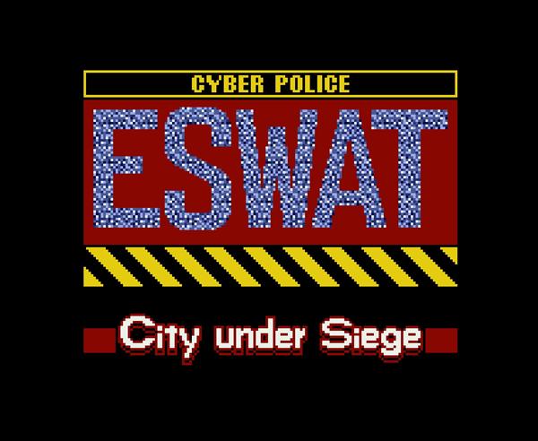Sega Forever Review: ESWAT: City under Siege