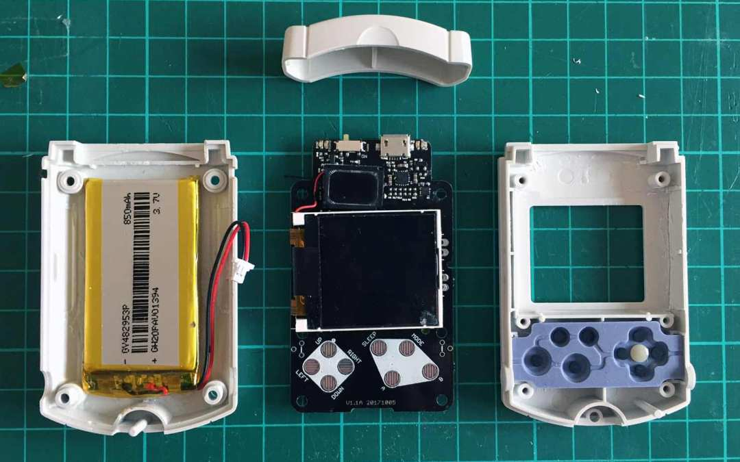 The VMU-Boy – the RetroPie Powered Handheld you Didn't Know you Wanted