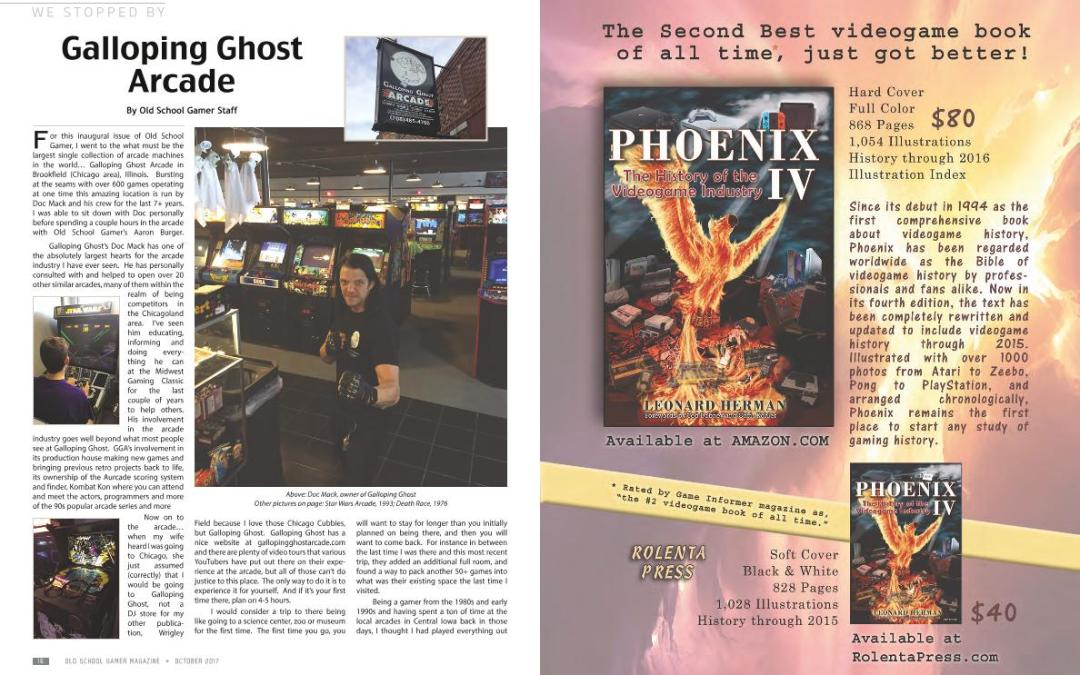 Galloping Ghost Arcade in Chicago and Phoenix IV