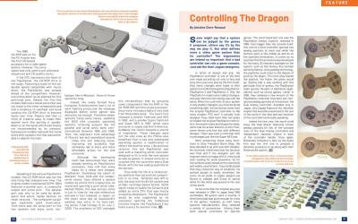 Controlling The Dragon – By Antoine Clerc-Renaud