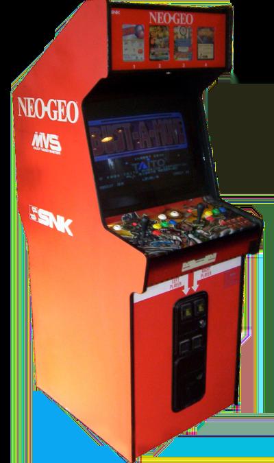 Phoenix IV: Neo Geo