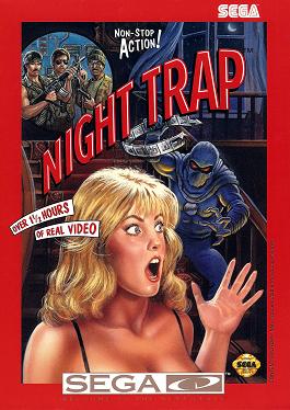 Night Trap (Sega CD)