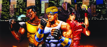 Sega Forever Review: Streets of Rage