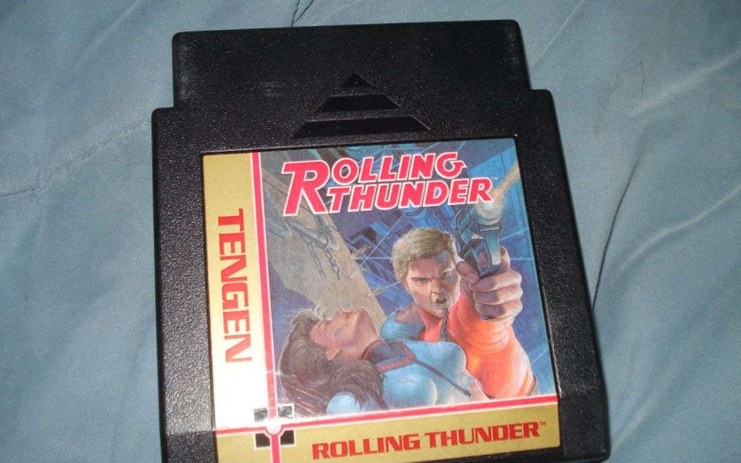 Classic Home Video Games 1985-1988: Rolling Thunder
