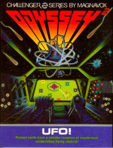 UFO for the Atari 2600 (Not the Odyssey2)   Old School Gamer