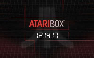 Ataribox will be available for pre-order on December 14th, 2017.