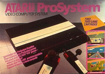 System Spotlight – Atari 7800
