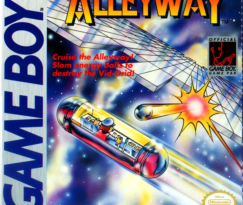 Mario Mania: Game Cameos for the Fan's Complete Collection – Alleyway
