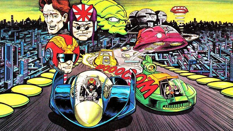 F-Zero: The Original Face of the Super NES