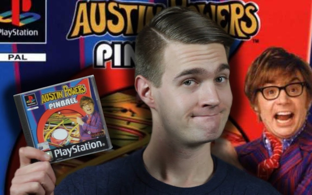 Austin Powers Pinball for PSone Review