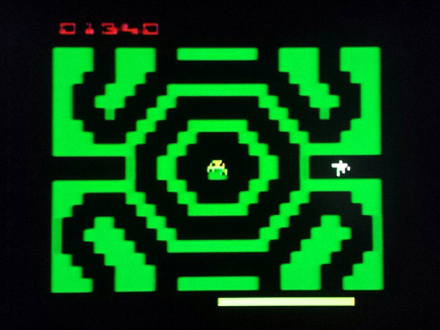 A New Marauder for the Atari 2600