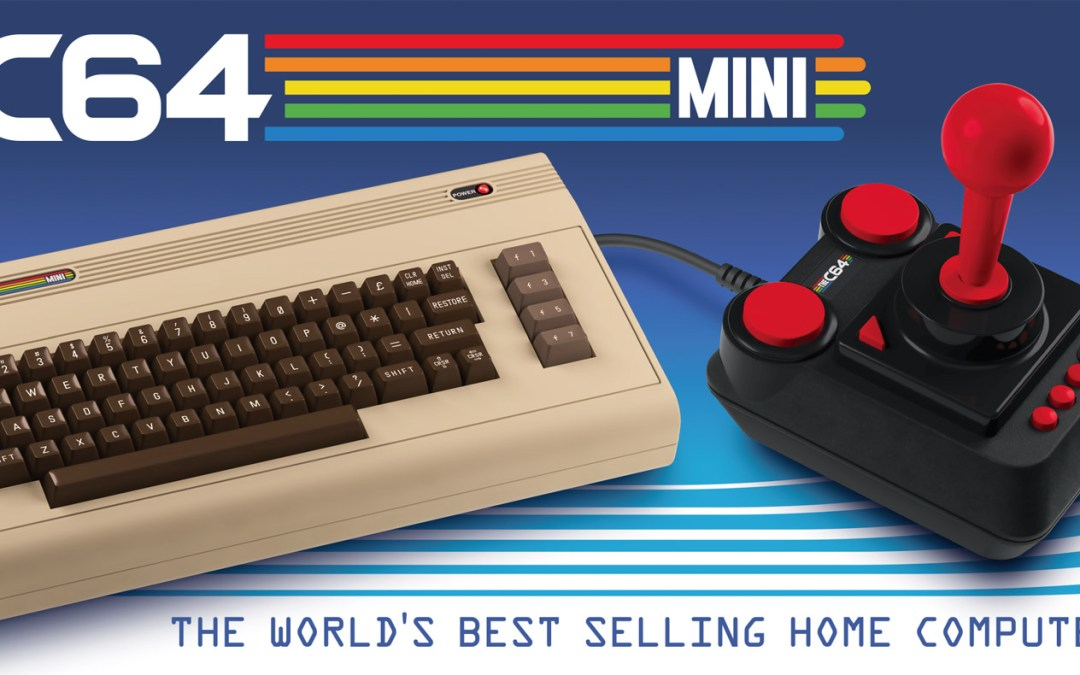 THEC64 Mini – A New Mini Console Based on the Obvious