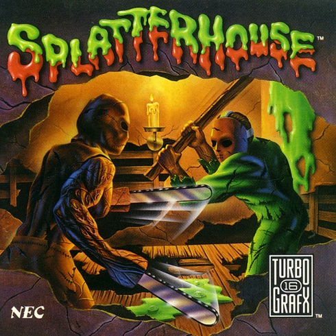 Splatterhouse (Turbografx-16)