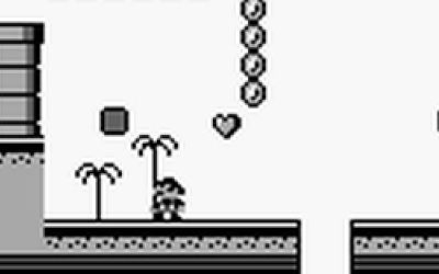 A Look at Super Mario Land's 1-Up Hearts