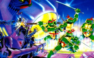 Great Games That Will (Probably) Never Be Released Again: Teenage Mutant Ninja Turtles from Konami