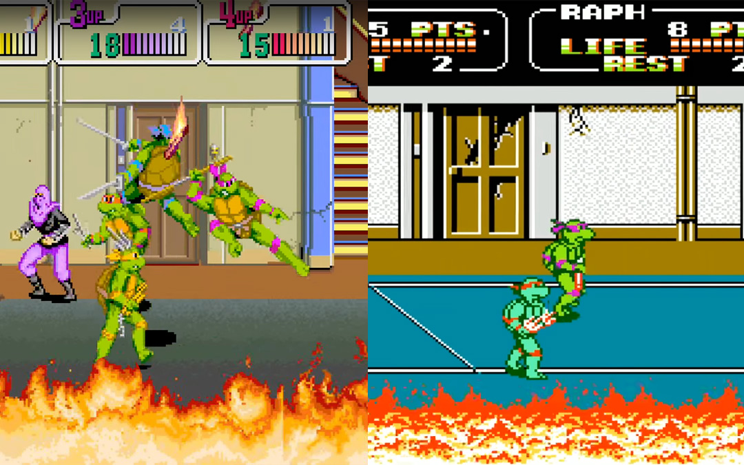 Fan Made Teenage Mutant Ninja Turtles Game is Free to Play ...