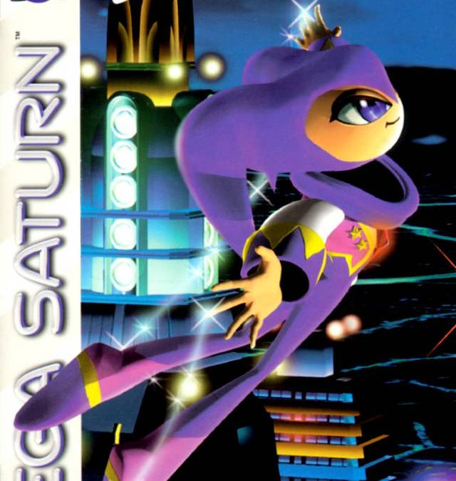 Nights into Dreams (Review) – Sega Saturn