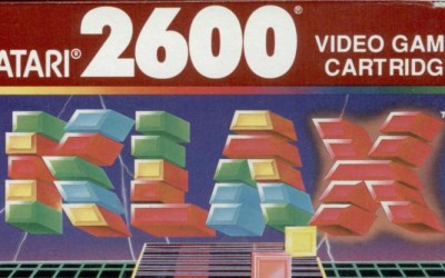 The Last Official Release: Atari 2600 – Klax