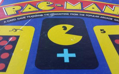 The Pac-Man Card Game