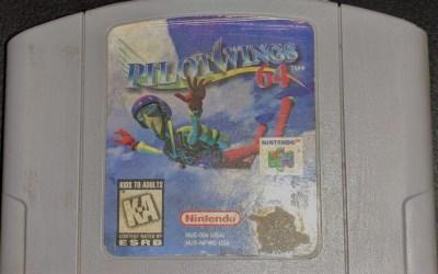 Nintendo 64 Chronicles [1] Super Mario 64 + Pilotwings 64