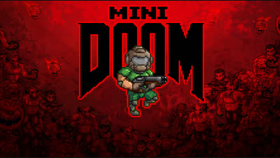Mini Doom II – Relive the Classic in 16-Bit, Until You Die