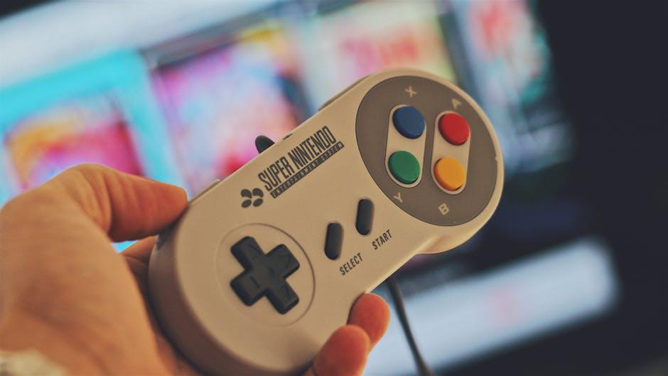 The rise of retro gaming