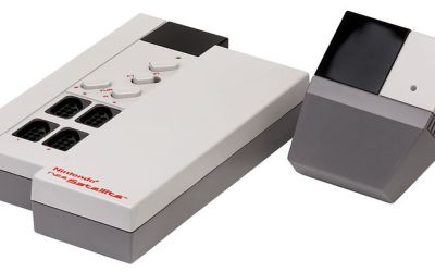 A Closer Look at Nintendo's Official NES Peripherals: NES Satellite