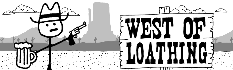 Old School Gamer Exclusive: Inside 'West of Loathing' on Switch