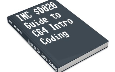 Old School Gamer Magazine Exclusive: Inside: 'INC $D020: