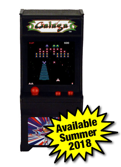 There are more Tiny Arcades coming any day now!