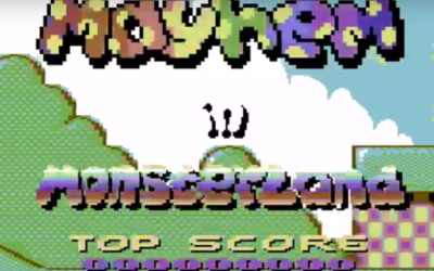 Mayhem in Monsterland: The Swan Song of the Commodore 64