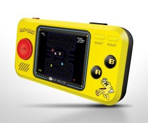 My Arcade To Launch Classic BANDAI NAMCO Titles On Two Unique New Portable Devices