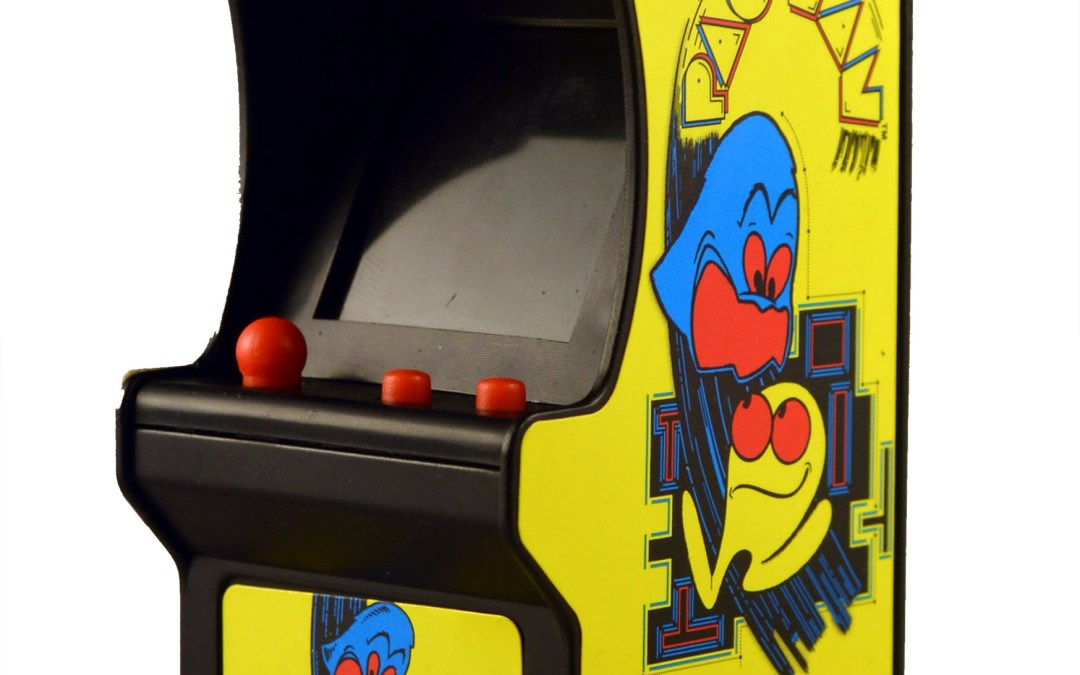 Tiny Arcades have already invaded….even more coming soon!