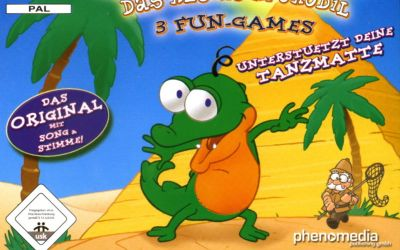 The Last Official Release: PS1 – Schnappi: 3 Fun-Games