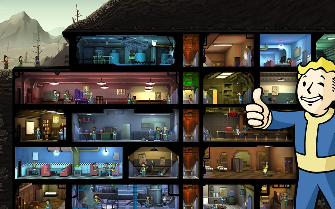 Fallout Shelter (Switch) Review: Same As It Ever Was