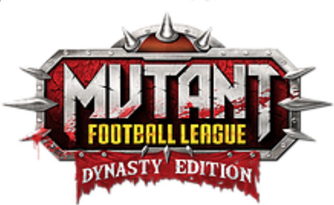 Mutant Football League Dynasty Edition Hits Retail Shelves This Fall