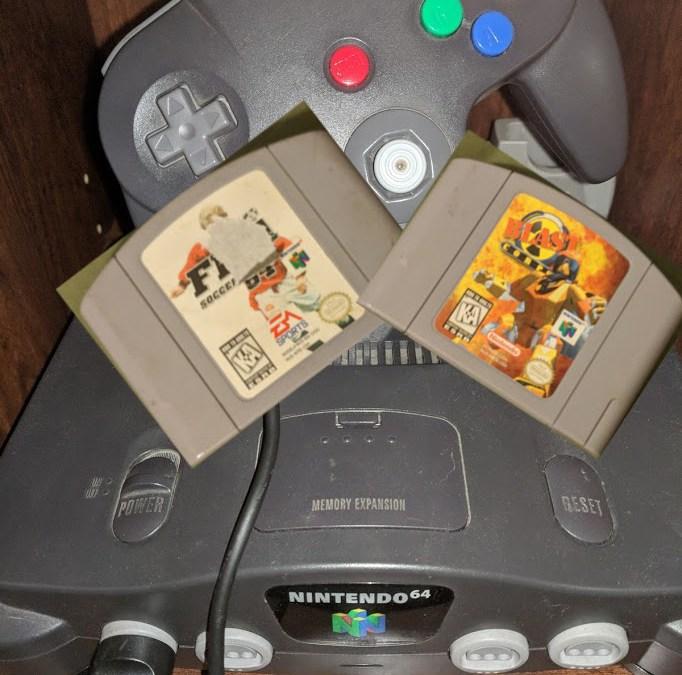 Nintendo 64 Chronicles [6] Blast Corps & FIFA 64
