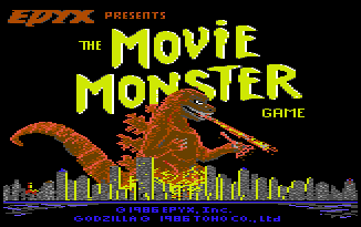 Creature Features: Monster Games of the 1980s