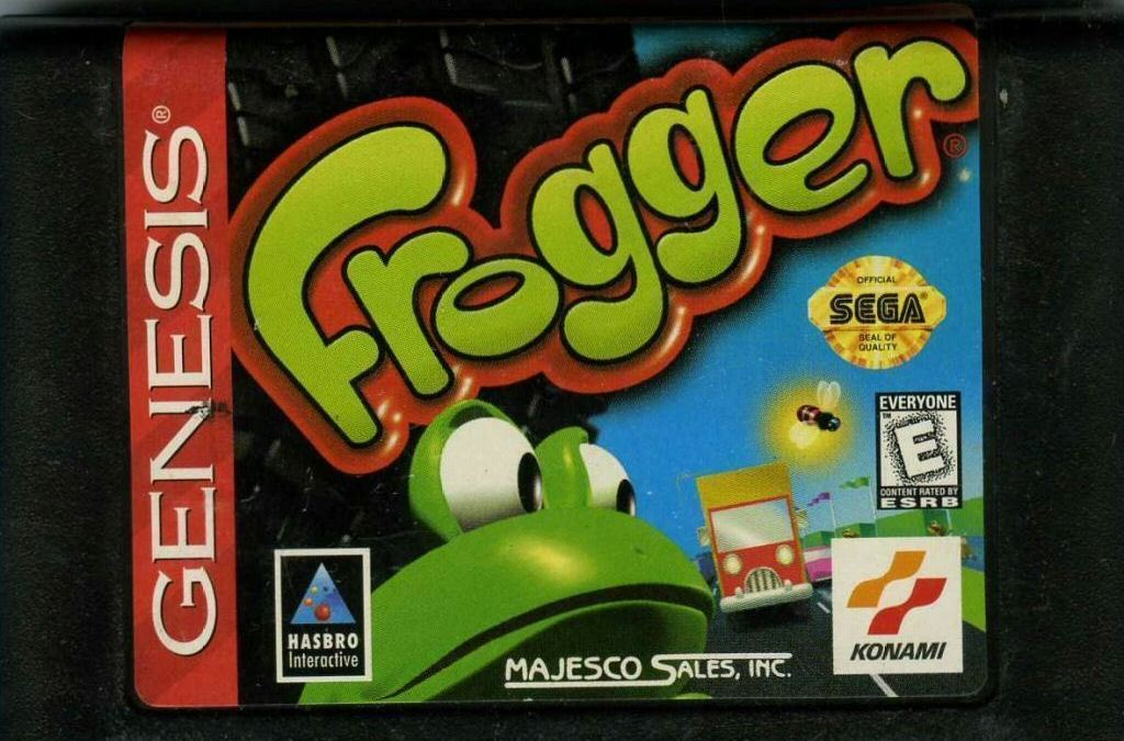 The Last Official Release: Sega Genesis – Frogger (1998)