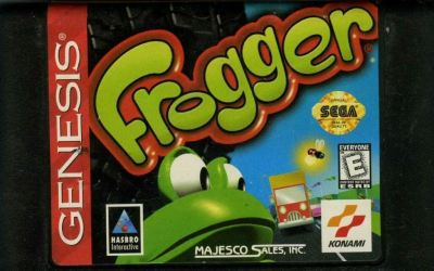 The Last Official Release: Sega Genesis – Frogger (1998)