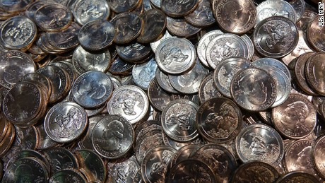 Keep Calm and Insert Coin:  I'm Running Out of Quarters!