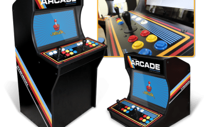 XtensionTMPremium Arcade Gaming Equipment as marketed by Rec Room Masters is introducing the all-new Alpha-Cade Series