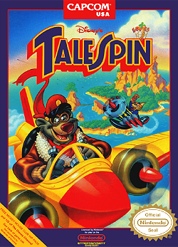 Flying the Not-So-Friendly Skies: TaleSpin for the NES