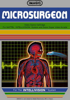 Microsurgeon: An Intellivision Classic
