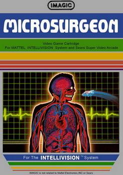 Microsurgeon: An Intellivision Classic
