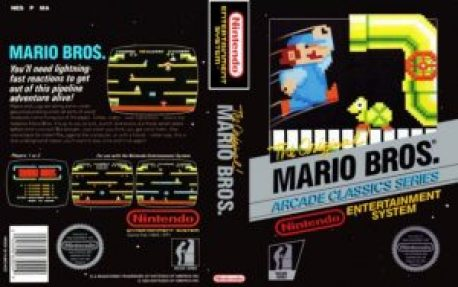 Early NES (Nintendo) Box Art Pt 2 – Black Box Games