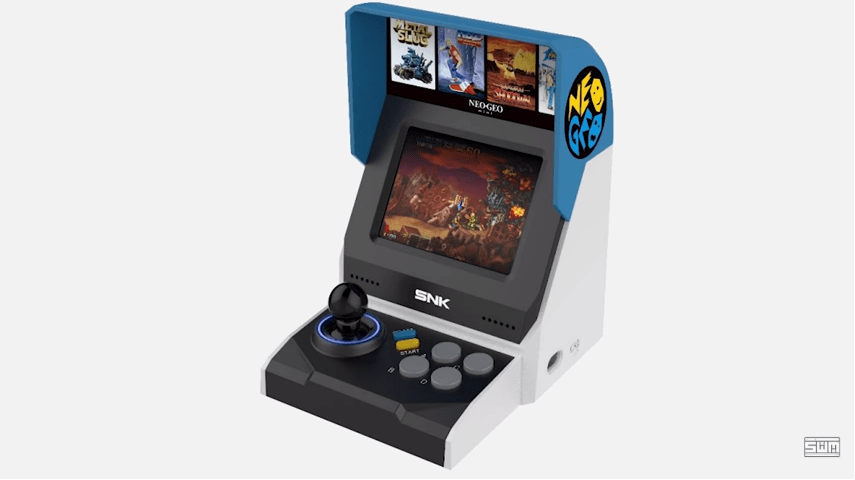 Big News: NEOGEO mini International Version will land in USA and European Markets