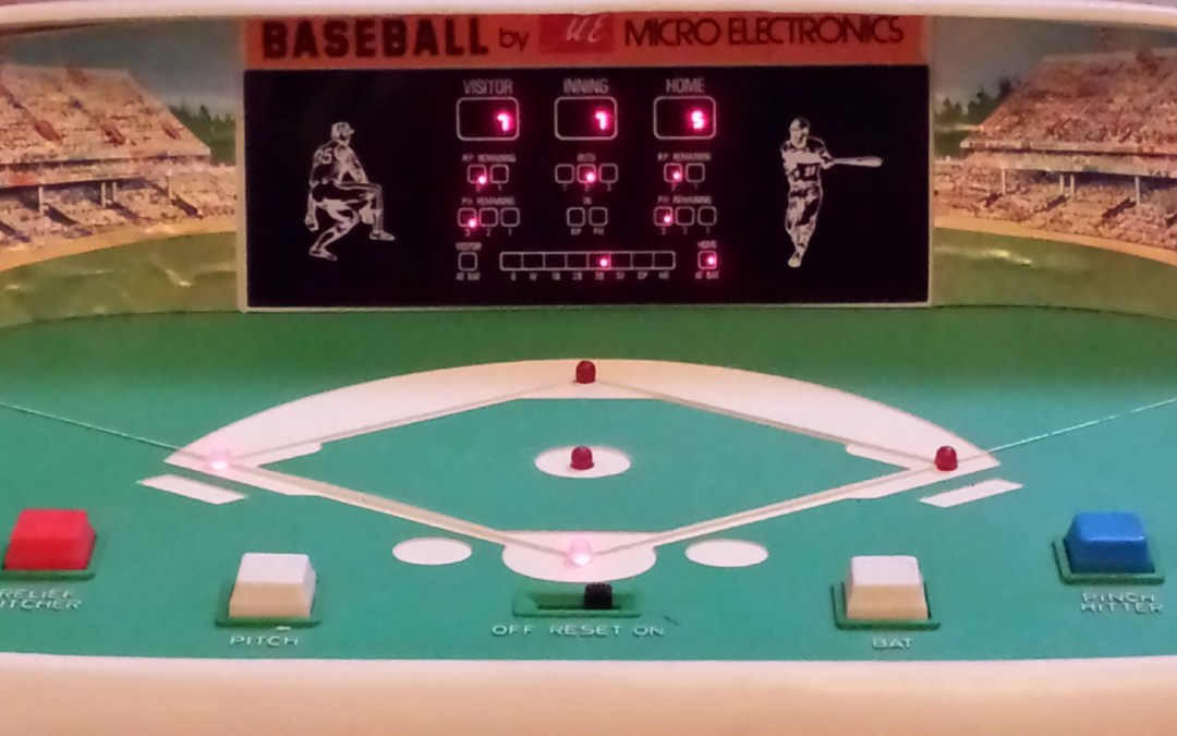 Baseball by Micro Electronics