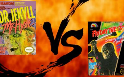 Soundtrack Showdown: Dr. Jekyll and Mr. Hyde (NES, 1988) vs. Friday the 13th (NES, 1989)